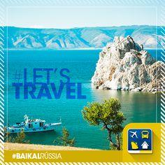 Você sabia que o Lago Baikal, na Rússia, é tão grande que se todos os rios na terra depositassem as suas águas no seu interior, levaria ao menos um ano inteiro para enchê-lo?  Algumas partes do lago ultrapassam os 1600 metros de profundidade, sendo responsável por 20% da água doce líquida do planeta.  O mundo tem muitos lugares incrivelmente curiosos para se descobrir, não é mesmo?  Vem com a gente ;)
