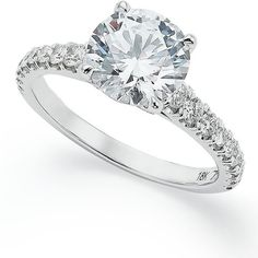 I love this engagement ring!