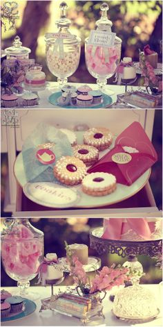 Dulces / Sweets #boda #wedding