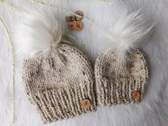 b3485f766 21 Best Mommy and Me hats images in 2019 | Mommy, me, Hats, Knitted hats