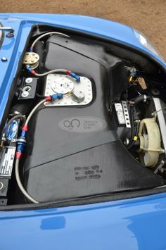 Alpine A 110 [Renault Gordini engine]