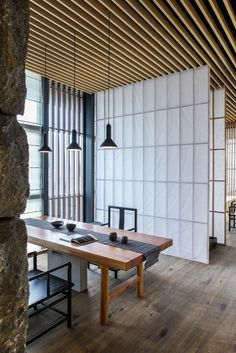 Gallery - Riverside Teahouse / Lin Kaixin Design Co. - 11