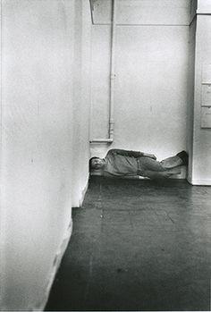 Bruce McLean 'Levitation Piece', 1971