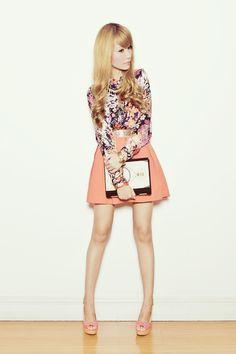 Sheinside top, Zara skirt, CMG heels, 37LA book clutch, Yhansy necklace, Dorothy Perkins belt, Ferreted bangle.