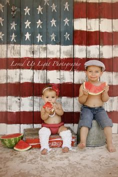 4th of july mini shoot  Loved Up Light Photography: {Kids}