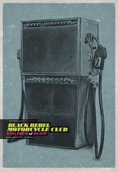 Black Rebel Motorcycle Club at The Fillmore | Flickr - Photo Sharing!