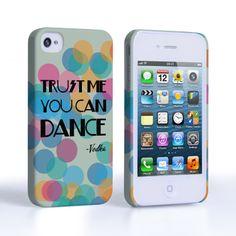 Caseflex iPhone 4 / 4S Vodka Dance Quote Hard Case – Green #Quote #Vodka #Dance #Green #Pastel #Rainbow #Pattern #Bubbles #SaturdayNight #StPatricksDay #Apple #Phone #Gift #Present #Fun #Holiday #Celebration #iPhone4 #iPhone4S #Case #Cover #HardCase #PhoneCover