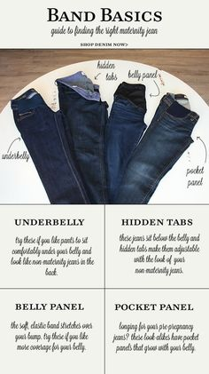 im sure someday ill need this. Find the perfect pair of maternity jeans