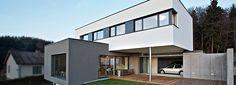 Holzhaus Buchner Idee Carport