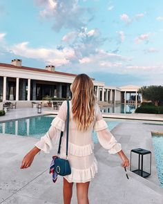 "29.3k Likes, 370 Comments - XENIA VAN DER WOODSEN (@xeniaoverdose) on Instagram: ""When the sky is everything you wished for @follifollie #35experiences #ad #FolliFollie"""