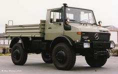 Unimog! My dad used to have one of these!!