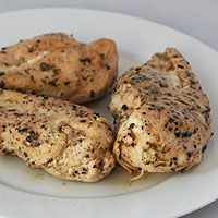 Steps to moist, tender and delicious chicken breasts