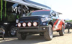 Toyota Tundra TRD Pro Earns Baja 1000 Victory. For more, click http://www.autoguide.com/auto-news/2014/11/toyota-tundra-trd-pro-earns-baja-1000-victory.html