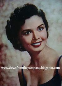 VIEWS FROM THE PAMPANG: *209. Floridablanca's Muse of Philippine Movies: ROSITA NOBLE