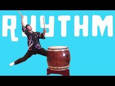 Principles of Design: Rhythm - Bing video Elements And Principles, Elements Of Art, High School Art, Middle School Art, Oil Pastel Art, Oil Pastels, Art Terminology, Principals Of Design, Rhythm Art