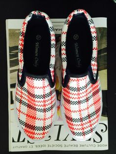sli-pons  #tendencia #moda #fashion #tartan #carreaux #comfi #tati
