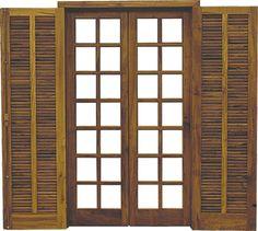 janelas de madeira | Janelas de Madeira | Toca da Cotia