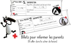 Les premiers soins French Classroom, School Classroom, School Organisation, Cycle 3, Communication, Homeschool, Teacher, Messages, Activities