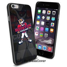 NCAA University sport Houston Cougars , Cool iPhone 6 Smartphone Case Cover Collector iPhone TPU Rubber Case Black [By NasaCover] NasaCover http://www.amazon.com/dp/B0140N3UA4/ref=cm_sw_r_pi_dp_MEG2vb1MTK6BJ