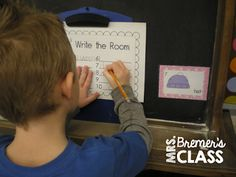 Write the Room Winter Pack Your students will have fun expanding their vocabulary, practicing their handwriting skills, and matching numbers. A fun writing literacy activity. Perfect for a Kindergarten or First Grade writing center. Word Wall Activities, Kindergarten Writing Activities, Sorting Activities, In Kindergarten, Book Activities, Winter Activities, Literacy Work Stations, Winter Words, 1st Grade Writing