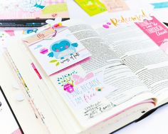 Illustrate Your Faith with Shanna Noel: 10 Simple Steps for Bible Journaling - Scrapbook.com
