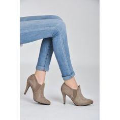 Členkové topánky do špičky 8872KH