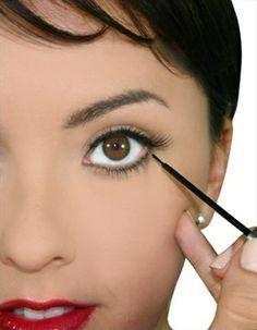 ff3fbf4c567 LIP INK 100% Smearproof Liquid Eyeliner - Organic & Vegan