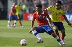 Chile 1-3 Colombia: ¡James, Falcao y Teo sellan la remontada!