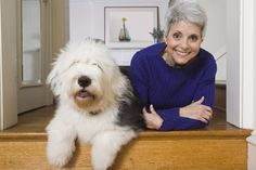 How to Clean White Hair Around a Dog's Mouth. Stains around eyes and mouth may affect dogs of all breeds; however, they are more noticeable in white-c…