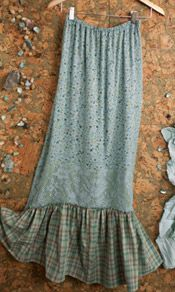 April Cornell Field Bird Ladies Skirt
