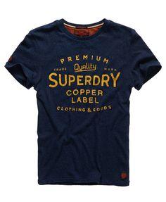.SuperDry Tee.