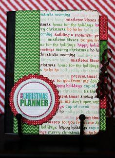 eighteen25: 2011 Christmas Planners