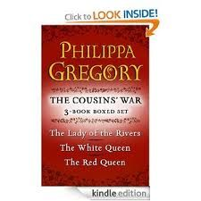the cousins of war series by philippa gregory
