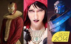 Fantastic cosplays of 2014