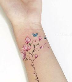 Pin by melissa duffie on tatt ideas татуировки, милые тату, тату с лавандой Pretty Tattoos, Unique Tattoos, Cute Tattoos, Beautiful Tattoos, Small Tattoos, Tiny Tattoo, Tattoos For Daughters, Sister Tattoos, Girl Tattoos