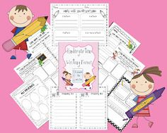 Word Wall Activity Packet