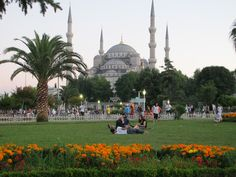Istanbul, Blue Mosque
