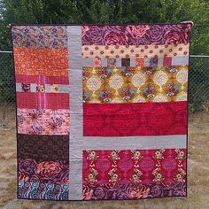 Flickr group of Quilt Backs