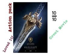 """Warcraft"" by midnightrebel ❤ liked on Polyvore"
