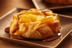 Seems like a great quick way to satisfy that warm apple pie craving every once in a while!