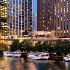 Hyatt Regency Chicago—Chicago, Illinois. #Jetsetter