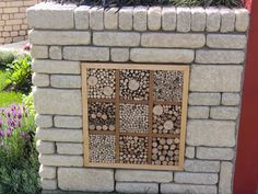 bug hotel from Plantaliscious