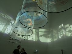 Nalini Malani, Installation @ Documenta in Kassel, Germany