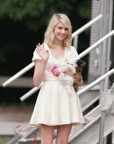 Taylor Momsen Style, Girls Dresses, Flower Girl Dresses, White Dress, Wedding Dresses, Fashion, Dresses Of Girls, Bride Dresses, Moda