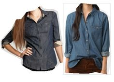 Chambray With Everything!