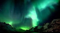 A Night At The Fjord Of Light   Northern Lights in Tromso, Norway