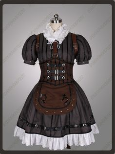 Alice Madness Returns Breath Cosplay Costume