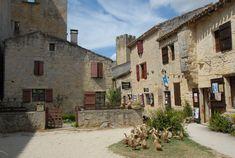Larressingle, Condom, Gers, Midi-Pyrénées, France