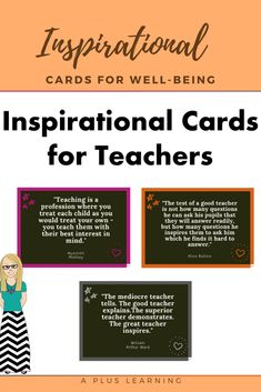 Inspirational Cards For Teachers Teacher Treats, Teacher Cards, Your Teacher, Best Teacher, School Resources, Classroom Resources, Teacher Resources, Classroom Organization, Classroom Management