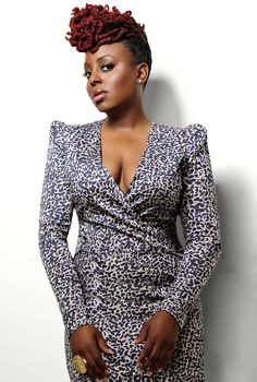 4 Fashion Naturalistas to Inspire Your Style - Ledisi Locs Natural Hair